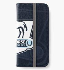 Premier League of Evil iPhone Wallet/Case/Skin