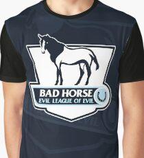 Premier League of Evil Graphic T-Shirt