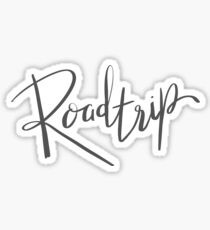 roadtrip travel stickers Sticker