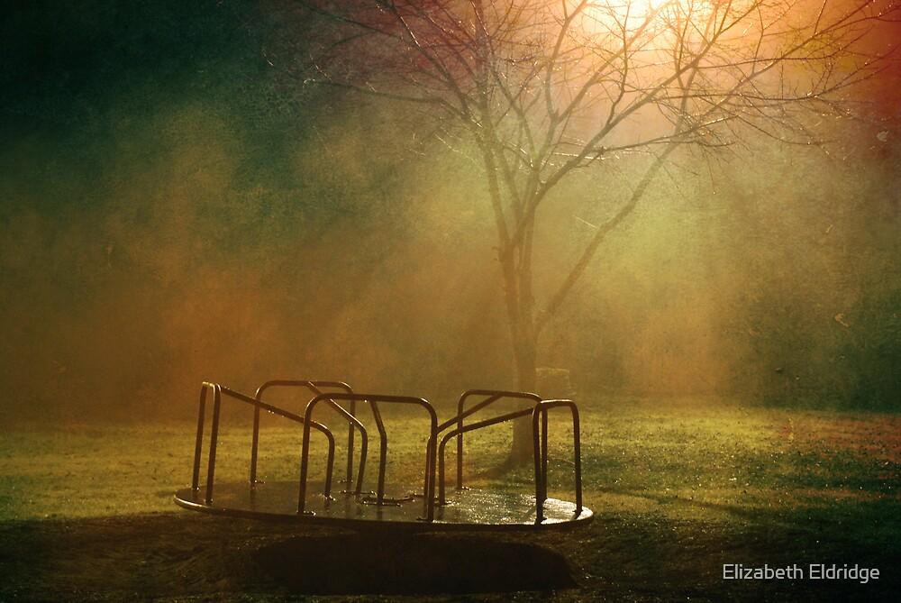 Midnight Merry-Go-Round  by LizzieMorrison