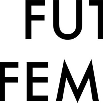 The future is female by RebecaCh