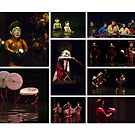 Hanoi: Water Puppet Theatre by Kasia-D