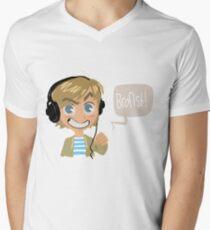PEWDS Men's V-Neck T-Shirt