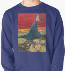 The Tower of Babble Pullover