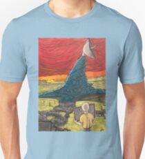 The Tower of Babble Unisex T-Shirt