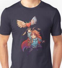 Madeline & Strawberry - Celeste Unisex T-Shirt