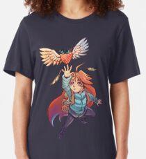 Madeline & Erdbeere - Celeste Slim Fit T-Shirt