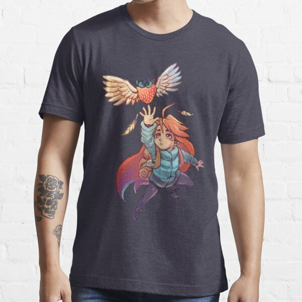 Madeline & Strawberry - Celeste Essential T-Shirt