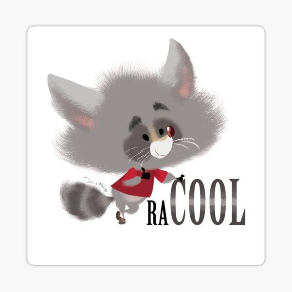 RaCool Sticker
