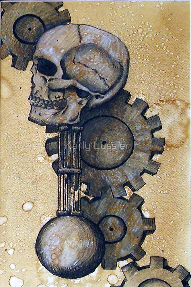 Clockwork Human by Karly Lussier