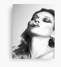 Kate Moss-Mert Alas&Marcus Piggot Canvas Print