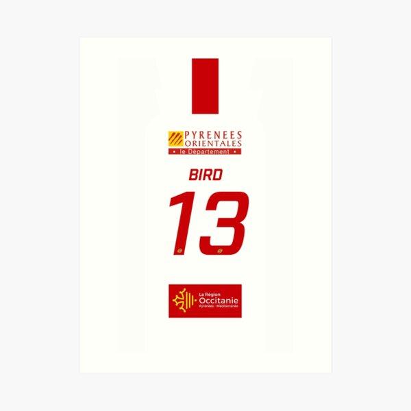 Catalans Dragons Home Shirt Bird Phone Case Art Print