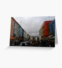 Notting Hill Greeting Card