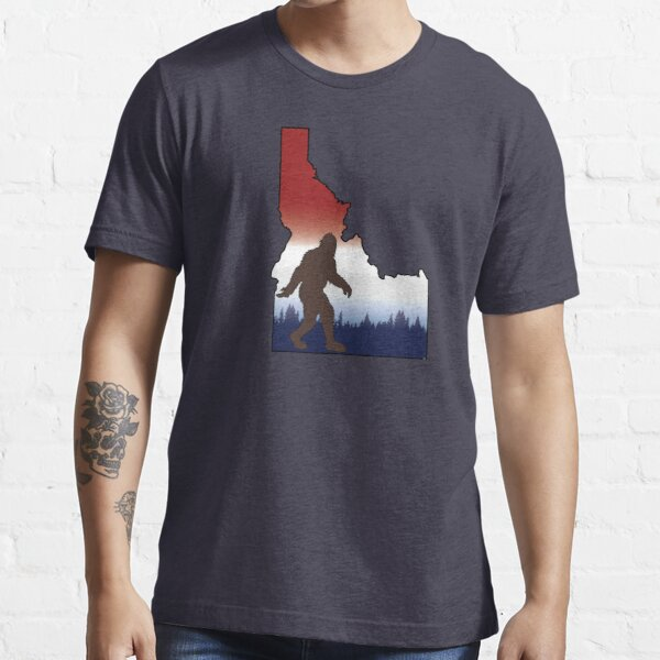 Squatchin'Idaho Essential T-Shirt