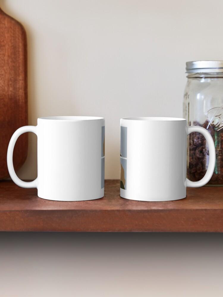 Alternate view of I am no man Mug