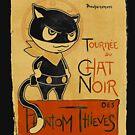 Black Cat Morgana (Persona 5) by Ruwah