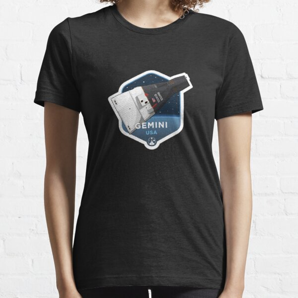 Space Race Series - GEMINI Essential T-Shirt