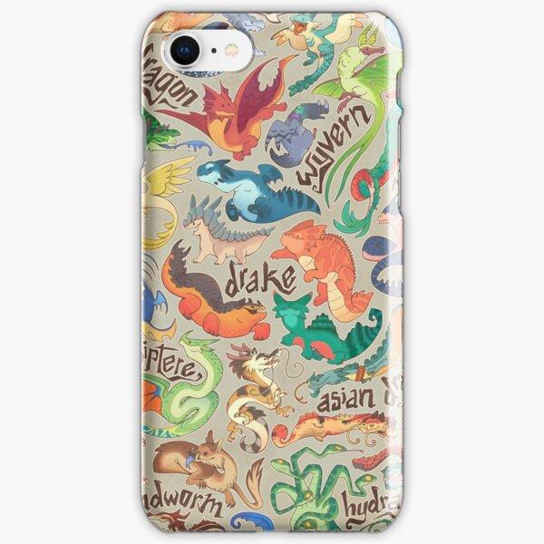 Mini dragon compendium  iPhone Snap Case