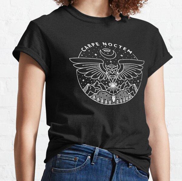 Carpe Noctem / White Classic T-Shirt