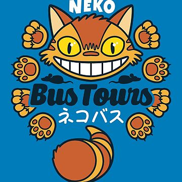 Neko Bus Tours by Adho1982