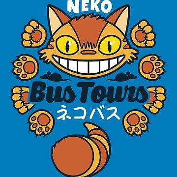 Neko Bus Tours by Adho1982