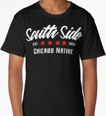 South Side Chicago Native | Apparel & Accessories Long T-Shirt