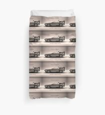 Roads ? Back to the future  Duvet Cover