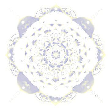 Mandala  by SKETSIE