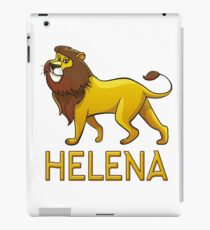 Helena Lion Drawstring Bags iPad Case/Skin