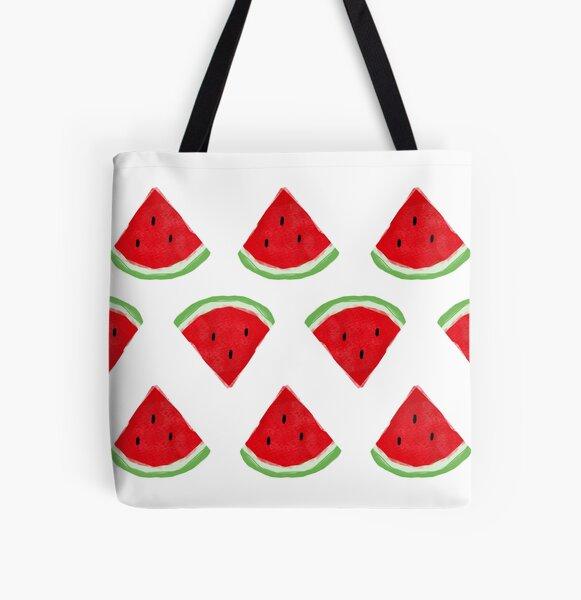 Watermelons Bolsa estampada de tela