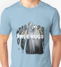 Free Hugs by an Angel Unisex T-Shirt