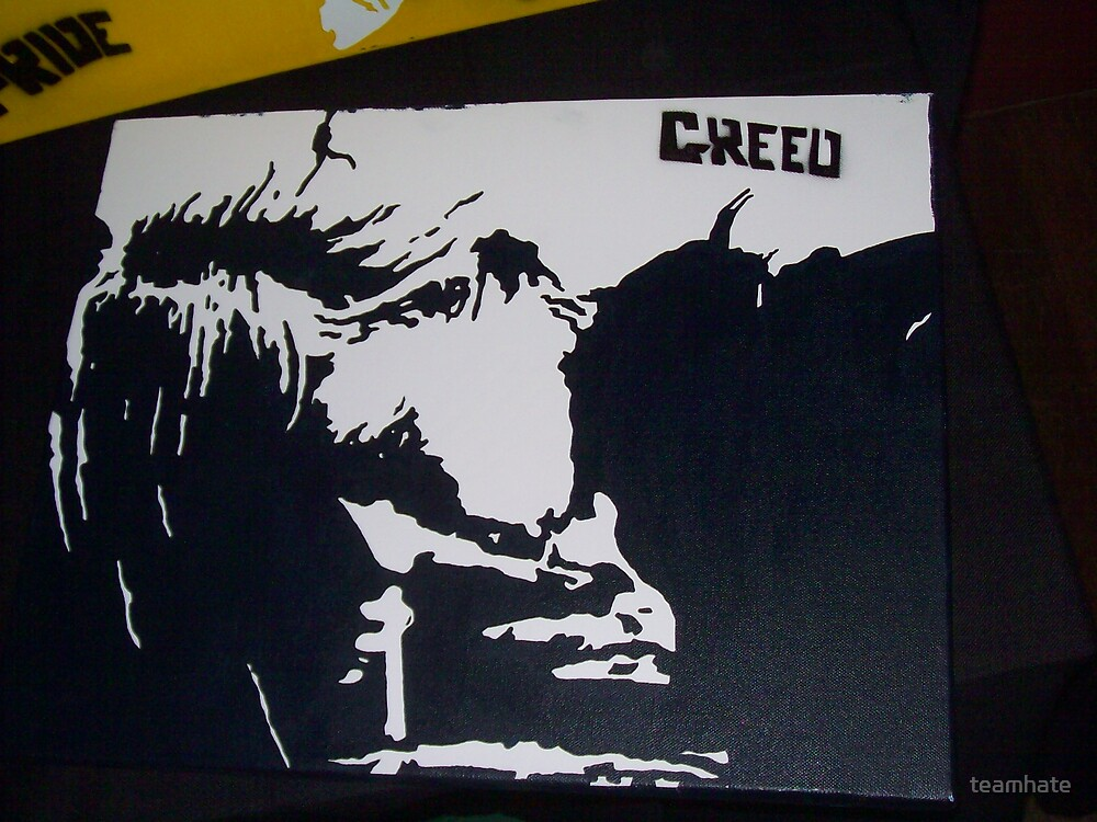 GREED by teamhate