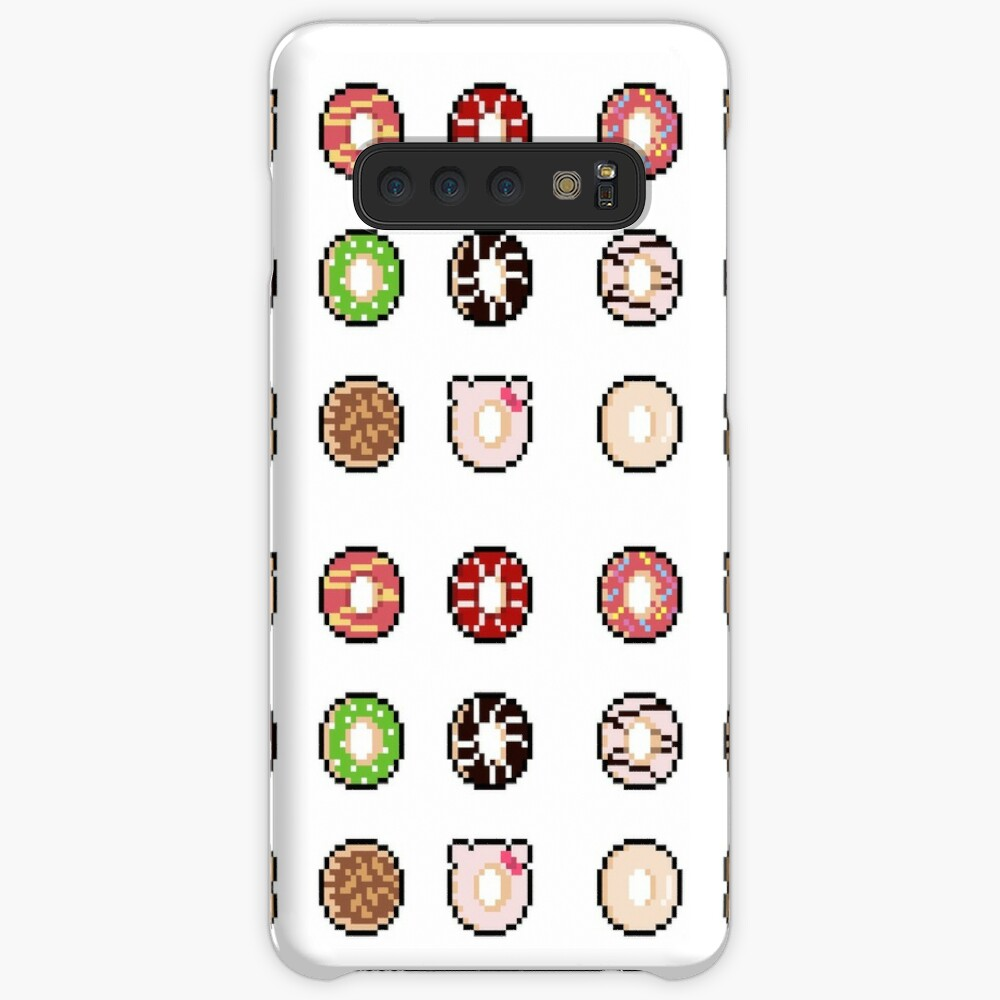 Doughnuts Cases & Skins for Samsung Galaxy