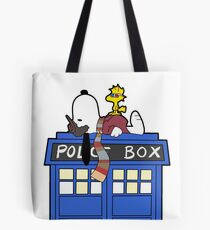 Daydreaming Doctor Tote Bag