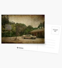Bates Motel Postcards