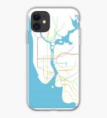 Subway Series- New York iPhone Case