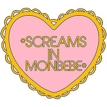 Screams in monbebe by ihip2