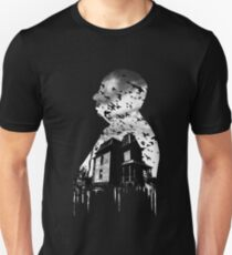 Alfred Hitchcock Collage Unisex T-Shirt