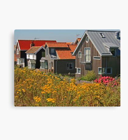 *Southwold Homes* Canvas Print