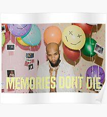 Erinnerungen sterben nicht Poster