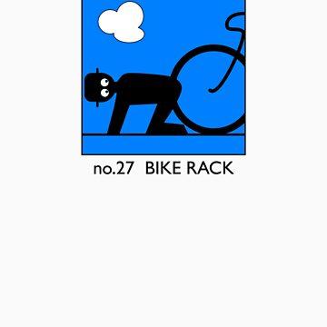 no.27 BIKE RACK by ppodbodd