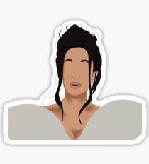 Cardi  Sticker