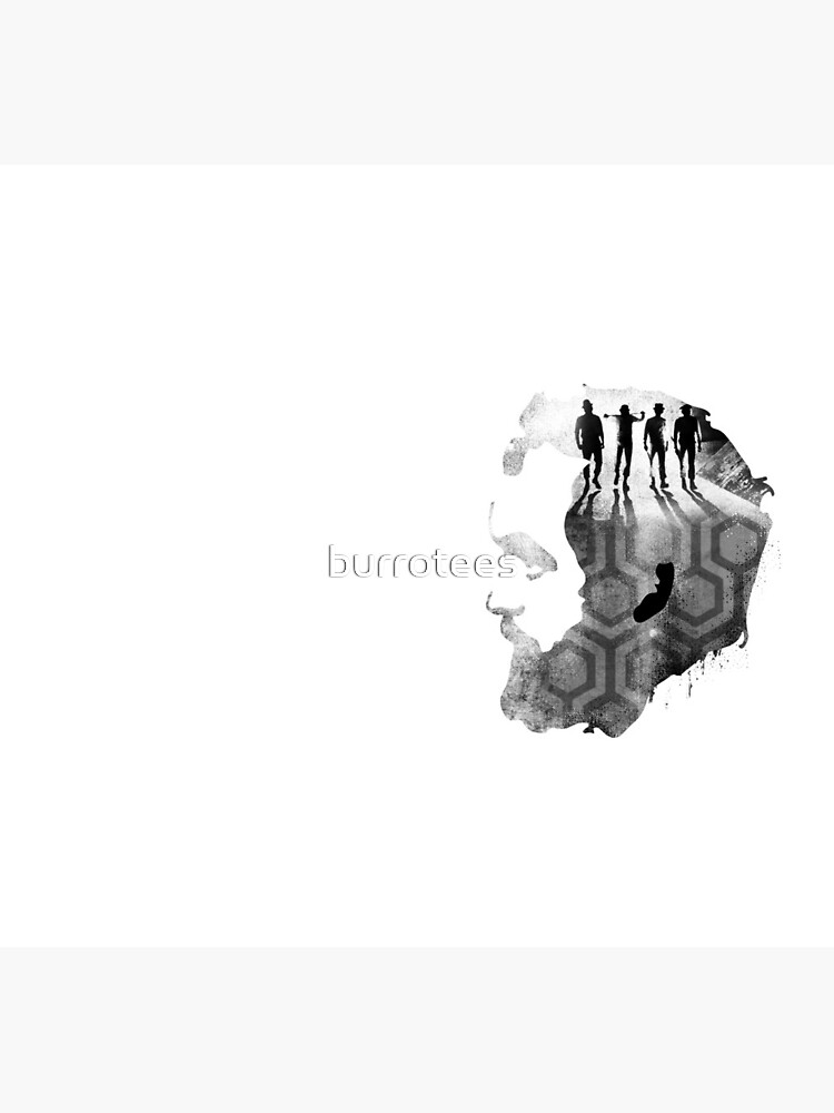 Stanley Kubrick Collage by burrotees