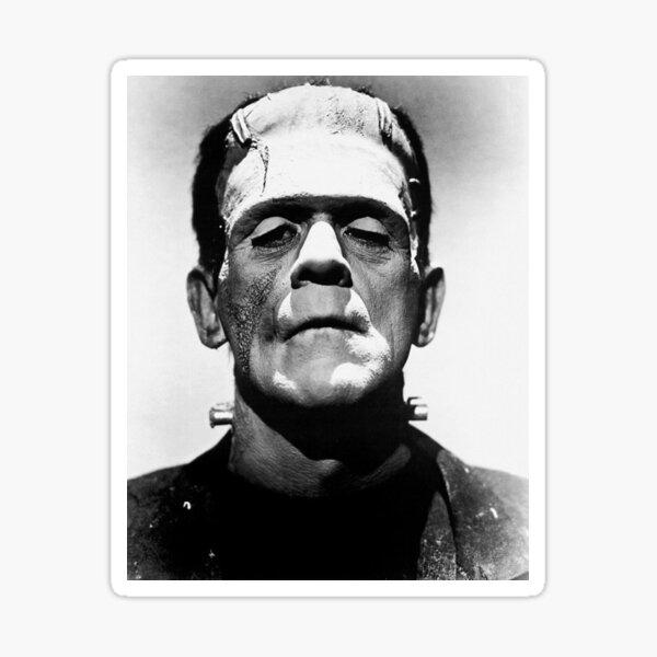 Classic Frankenstein Sticker