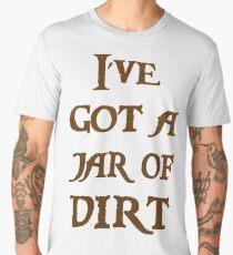 Jar of Dirt Men's Premium T-Shirt
