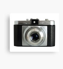 iLoca 35mm Camera Canvas Print