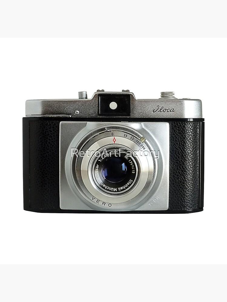 iLoca 35mm Camera by RetroArtFactory