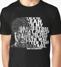 """Bury Me In The Ocean With My Ancestors"" 