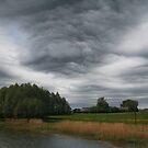 Extraordinary Clouds by Antanas