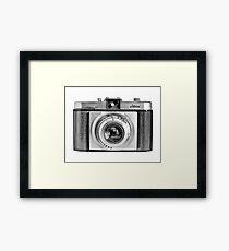 iLoca 35mm Camera #2 Framed Print